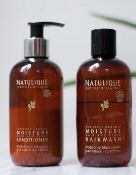 Organická vlasová péče